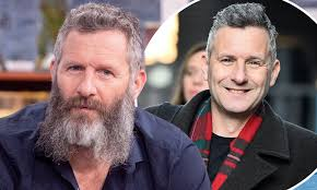 The Last Leg's Adam Hills will finally shave the 'Brexit beard' after 15  months | Daily Mail Online