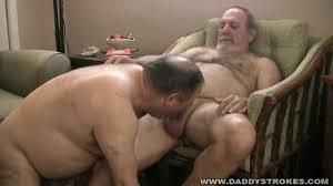 Old guys jerking old gays videos