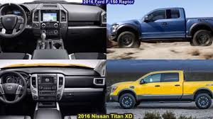 2018 nissan titan lifted. unique nissan new 2018 ford f150 raptor vs nissan titan xd  design for nissan titan lifted