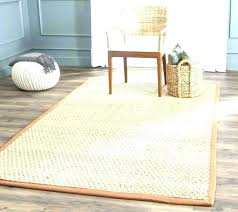 pottery barn wool jute rug reviews chenille chunky honey ju