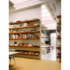 wall mounted wooden book shelf at rs