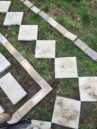 build a paver patio for a backyard