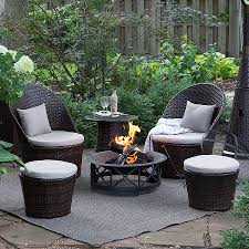 outdoor furniture wicker. Fire Pit Patio Beautiful Luxury Conversation Furniture Wicker Outdoor C