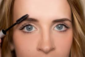 use your brow gel to set your brows in place brush your brows slightly upwards and out like you did with the brow brush