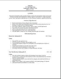 Sample Of Cashier Resume Sample Resume Cashier Fast Food Restaurant