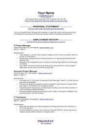 Monster Resume Mesmerizing Monster Resume Templates Pinterest Monsters Sample Resume And