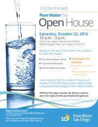 Purifying Drinking Water Pure Water Open House 10 22 Clairemont Times