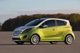 Chevy Spark EV Priced at $29,995 in Canada; GM Confirms Public ...