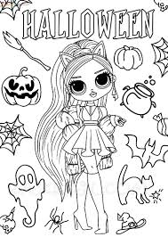 Free printable halloween coloring pages. Halloween Coloring Pages 120 New Pictures Free Printable