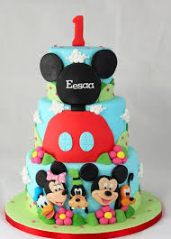 Mickey Mouse Birthday Cakes For Boys Healthy Food Galerry