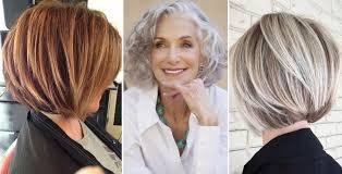 účesy Krátke Vlasy Pre Staršie ženy