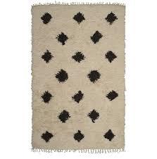 black and white diamond rug. langdon black \u0026 white diamond shag rug - 1.25 x and