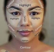 contouring makeup fat face google search