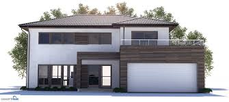 modern house plan ch171 with affordable