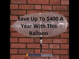 stop letting heat escape up your chimney with a chimney balloon draft eliminator you