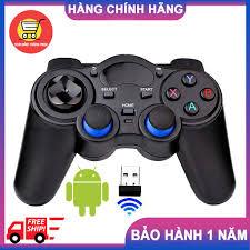 Ớ Tay cầm chơi game T3 không dây kết nối bluetooth cho điện thoại Android/  ti vi thông bán 210,753đ