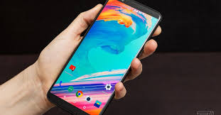 <b>OnePlus 5T</b> announced: bigger screen, new camera, and a ...