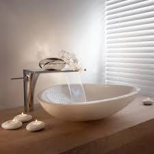 modern bathroom sink.  Sink Massaud Large Vessel Sink From Axor Hansgrohe Intended Modern Bathroom O