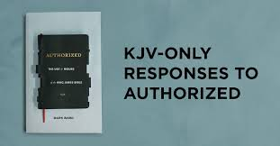 the primary aunce of authorized the use and misuse of the king james was not actually kjv onlyism per se i aimed instead at those readers