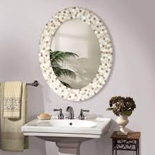 Oval Mirrors Bathroom Awesome Oval Mirror Bathroom Cabinet Mirrors Pinterest Mirror And