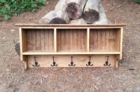 rustic coat rack rustic coat rack shelf images with breathtaking mudroom shelf coat hooks wall storage