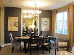 gray and yellow dining room ideas. hot color combo yellow gray haute black - office and dining room ideas n