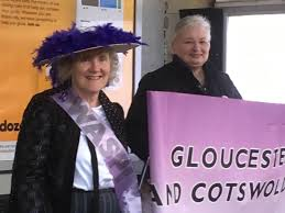Meet Cheltenham's WASPI leader who says she has lost around £35,000 in the  pension lottery - Gloucestershire Live