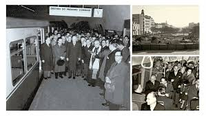 「Metropolitano de Lisboa 1959」の画像検索結果