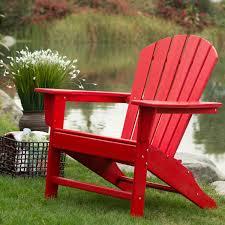 Belham Living Belmore Recycled Plastic Classic Adirondack Chair | Jet.com