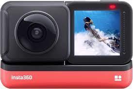 Insta360 INSTA360 ONE R Twin Edition 360-vision camera 12 MP