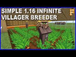 infinite villager breeder tutorial