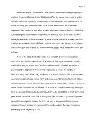 nietzsche political philosophy essay 3