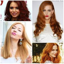 Hair Colours For Red Skin Tone