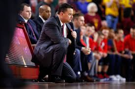 Arizona coach Sean Miller on FBI wiretap