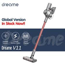 XiaoMi <b>Dreame V11 Handheld Wireless</b> Vacuum Cleaner OLED ...