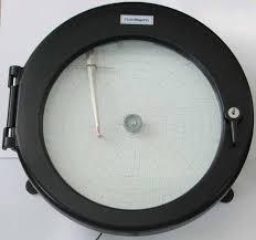 Water Pressure Chart Recorder Model C105 Pressure Temperature Recorder Flowinstru Asia