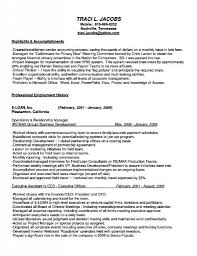 Best Ideas of C Level Resume Samples For Template .