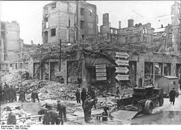Bildergebnis für zerstörtes deutschland 1945