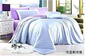 purple bedding sets king size uk lilac bedspread luxury light blue set queen full duvet cover