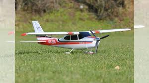 <b>Радиоуправляемый самолет Top RC</b> Cessna 182 купить в Санкт ...