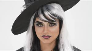webbed witch eyes makeup tutorial with bh cosmetics you
