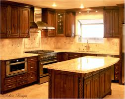 61 Types Exciting Modular Kitchen Designs In Cabinets Cherry Wood