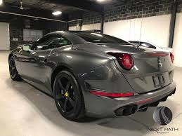 new ferrari 2016 white. 2016 ferrari california 2dr conv, available for sale in white plains, new york |