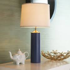 contemporary table lighting. Modern Cylinder Ceramic Table Lamp Contemporary Lighting M