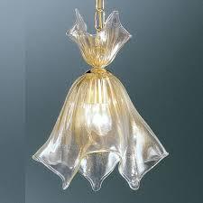 fazzo murano glass pendant light