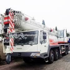 China Truck Crane 50 Ton For Zoomlion Brand New Heavy