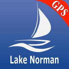 Lake Norman Gps Nautical Chart By Mapitech