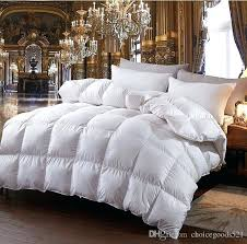 duvet cover for down comforter goose down comforter winter warm goose down quilt high quality blankets