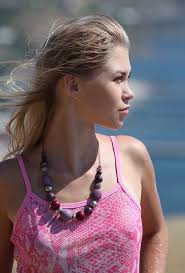 Beach blonde hairy art