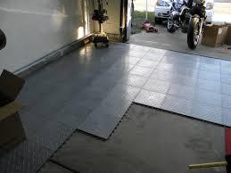 race deck garage tile